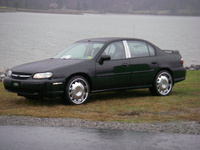 2002 Chevrolet Malibu Overview