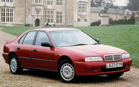 1994 Rover 600 Overview
