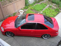Picture of 2000 Honda Civic Coupe Si, gallery_worthy