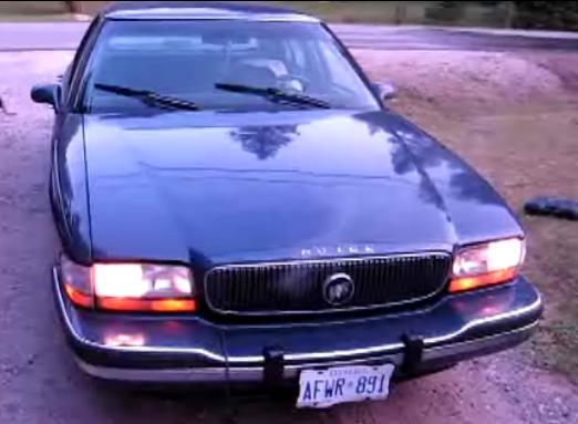 1994 Buick Lesabre Limited. 1994 Buick LeSabre Custom,