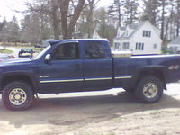 Picture of 2001 Chevrolet Silverado 2500HD LS Extended Cab 4WD