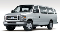 2008 Ford E-Series Van, side, manufacturer, exterior