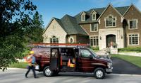 2007 Ford Econoline Cargo, side, exterior, manufacturer