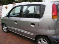 2001 Hyundai Atos Overview