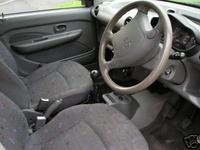 2008 Hyundai Atos, interior, exterior
