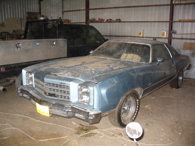 Picture of 1976 Chevrolet Monte Carlo, gallery_worthy