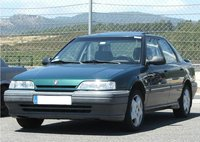 1991 Rover 400 Overview