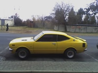 1975 Toyota Corolla SR5, Running Twincam Supercharge Turbo motor.Awsome car.