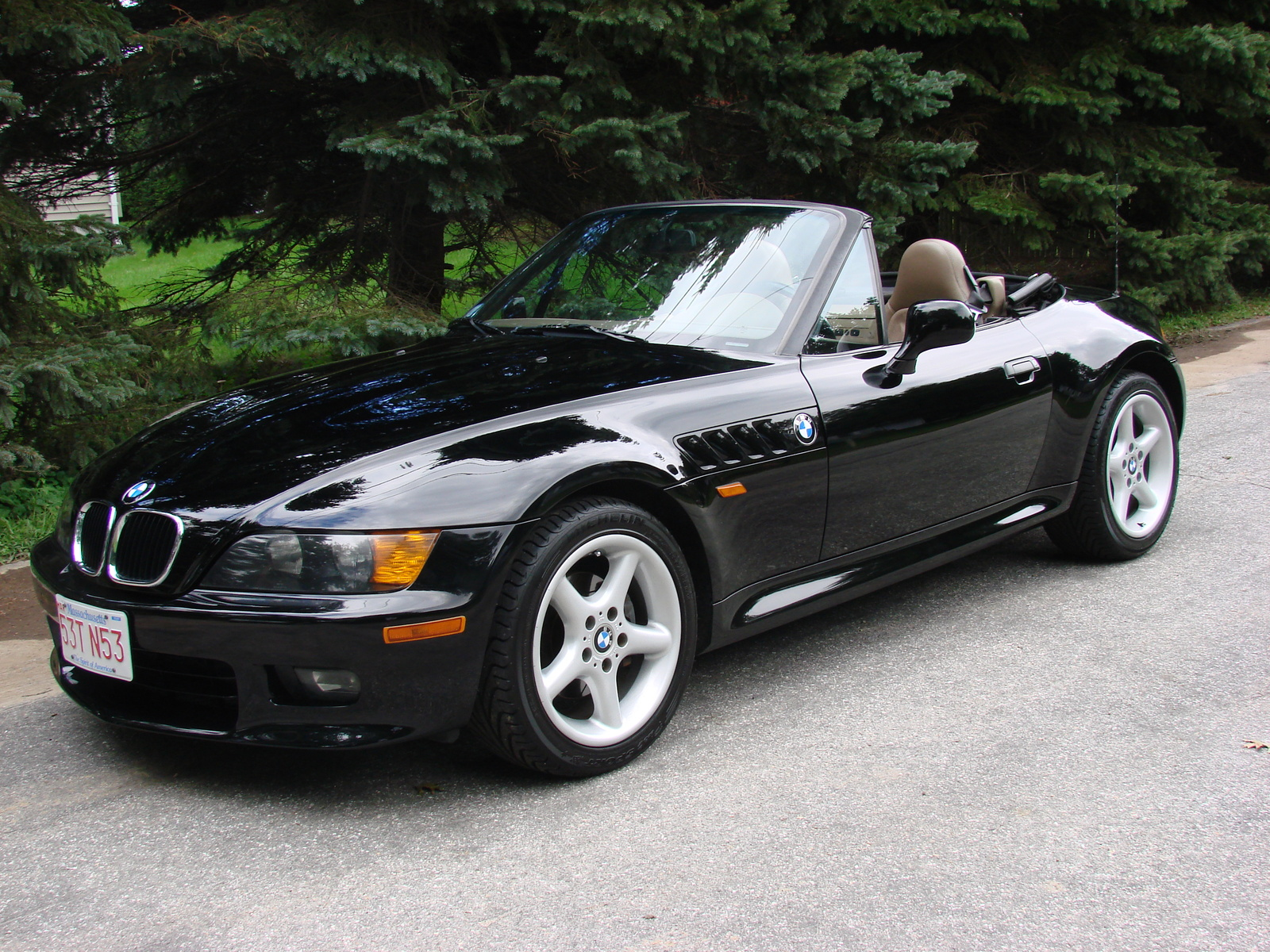1997 Bmw Z3 Other Pictures Cargurus