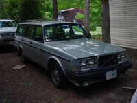 1983 Volvo 245 Overview