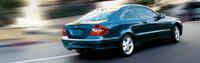 2008 Mercedes-Benz CLK-Class CLK350, side, exterior, manufacturer