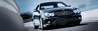 2008 Mercedes-Benz CLK-Class CLK550, front, exterior, manufacturer