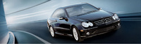 2008 Mercedes-Benz CLK-Class CLK550, side, exterior, manufacturer
