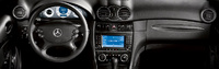 2008 Mercedes-Benz CLK-Class CLK550, dashboard, interior, manufacturer