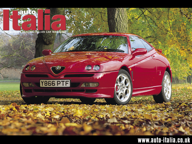 Picture of 2001 Alfa Romeo GTV, gallery_worthy