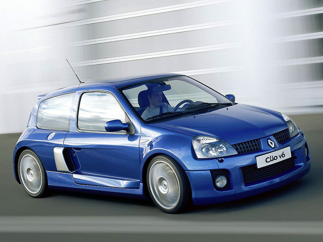 Picture of 2003 Renault Clio
