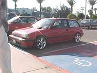 Picture of 1986 Honda Civic Si Hatchback