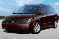 2008 Nissan Quest Overview