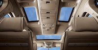 2008 Nissan Quest, view from back seats, interior, manufacturer