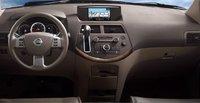 2008 Nissan Quest, steering wheel, interior, manufacturer