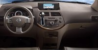 2008 Nissan Quest, steering wheel, manufacturer, interior