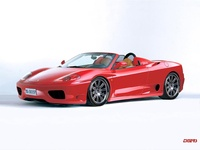 2003 Ferrari 360 2 Dr Spider Convertible picture