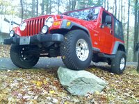 2002 Jeep Wrangler Overview