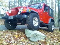 2002 Jeep Wrangler Picture Gallery