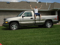 Picture of 2000 Chevrolet Silverado 1500 Reg Cab Long Bed 4WD
