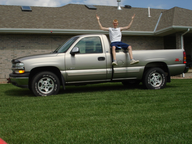 2000 chevrolet silverado 1500 reg cab long bed 4wd picture. Cars Review. Best American Auto & Cars Review