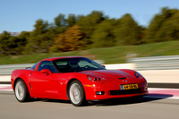 2008 Chevrolet Corvette Coupe, 2008 Chevrolet Corvette Base picture