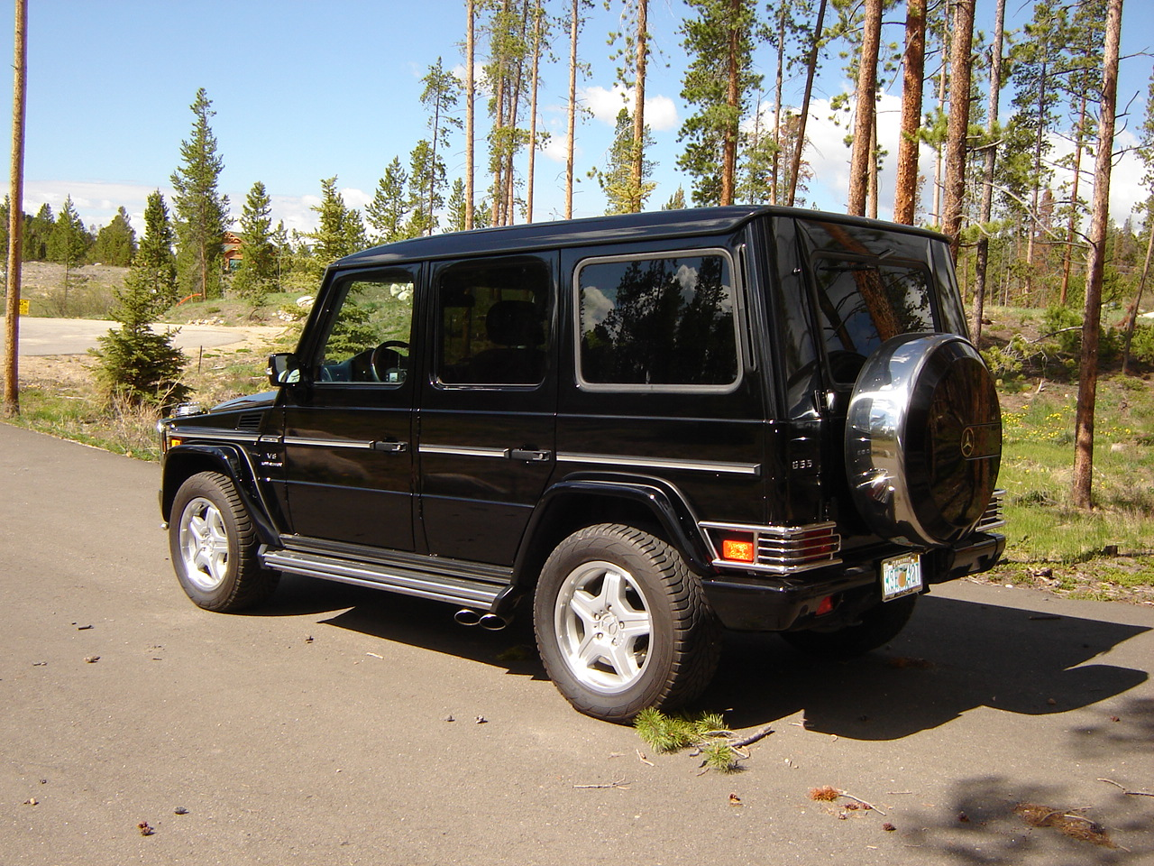 2005 mercedes benz g class pictures cargurus for 2005 mercedes benz g55 amg