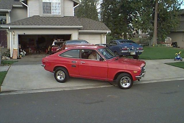 1972 Datsun 1200 Pictures Cargurus