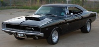 1969 Dodge Charger, 1968 Dodge Charger picture