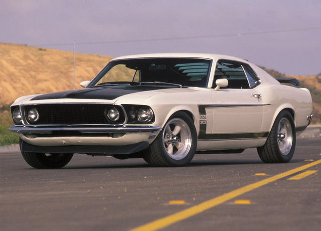 Picture of 1969 Ford Mustang Boss 302 Fastback RWD, gallery_worthy