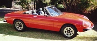 1972 Alfa Romeo Spider Overview