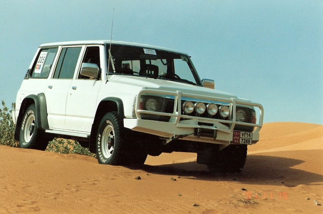Picture of 1990 Nissan Patrol, gallery_worthy