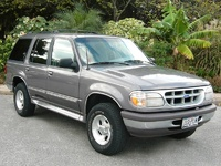 1997 Ford Explorer Picture Gallery