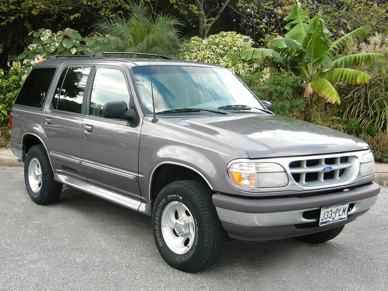 Picture of 1997 Ford Explorer 4 Dr XLT SUV