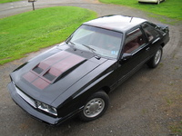 1986 Mercury Capri Overview