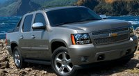2008 Chevrolet Avalanche, front view, exterior, manufacturer