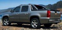 2008 Chevrolet Avalanche LTZ 4WD, 08 Chevrolet Avalanche, exterior, manufacturer