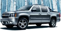 2008 Chevrolet Avalanche, side, manufacturer, exterior