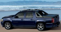 2008 Chevrolet Avalanche, side view, exterior, manufacturer