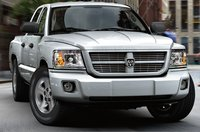 2008 Dodge Dakota, front, manufacturer, exterior