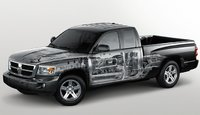 2008 Dodge Dakota, exterior, manufacturer