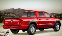 2008 Dodge Dakota, side view, manufacturer, exterior