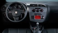 2008 Seat Leon, dashboard, interior, manufacturer