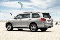 2008 Toyota Sequoia, exterior, manufacturer
