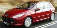 2007 Peugeot 307, 2008 Peugeot 307, exterior, manufacturer